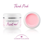 Farbka UV LED 5ml - Think Pink