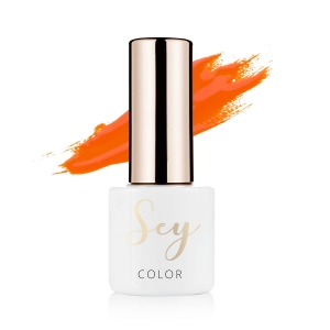 Sey lakier hybrydowy 7ml – s243 Juicy Orange