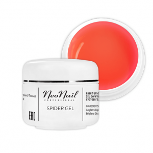 Spider Gel Neon Orange - 5g NEONAIL