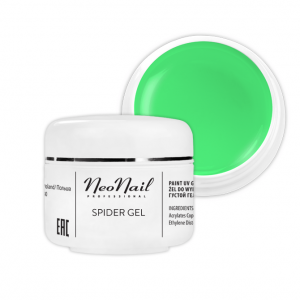 Spider Gel Neon Green - 5g NEONAIL