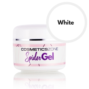 Cosmetics Zone Spider Gel White - 5ml