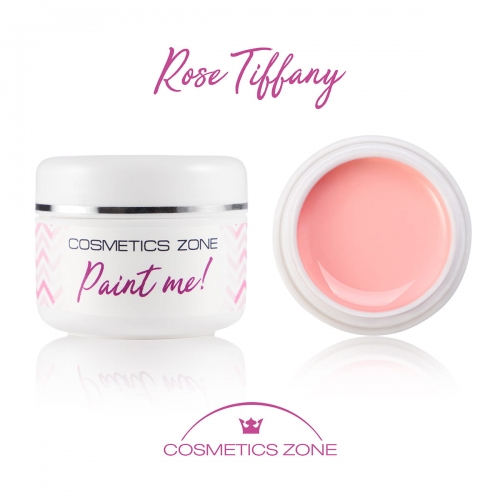 Farbka Cosmetics Zone Paint Me UV LED - Rose Tiffany
